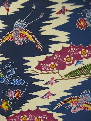 着物と帯の組み合わせ その1